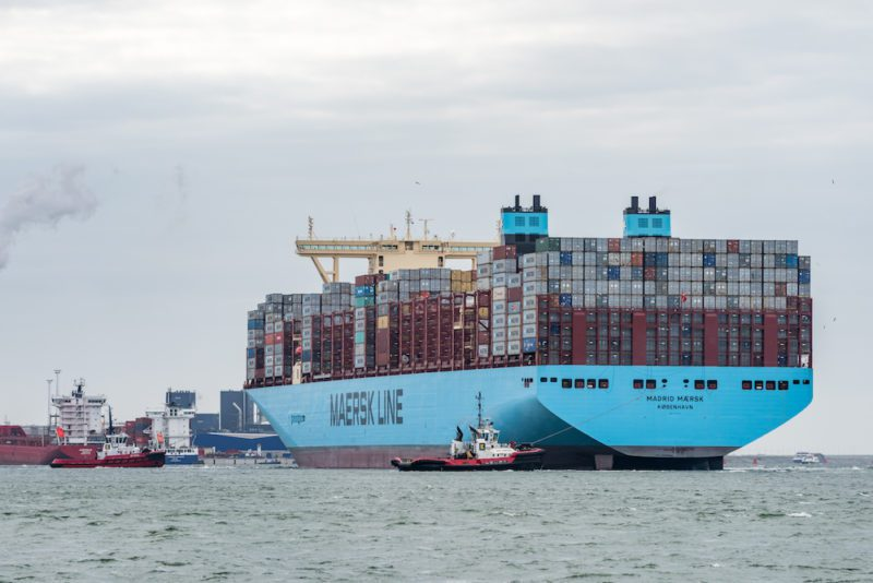 madrid maersk triple-e