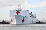 U.S. Hospital Ship Returns Home from Puerto Rico Relief Mission