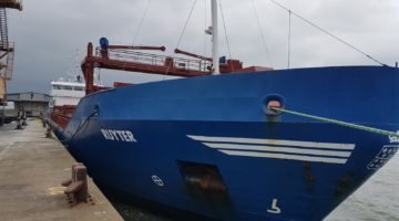 Master Fined Over Cargo Ship's Grounding Ireland