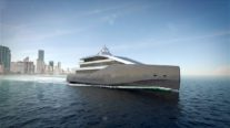 Rolls-Royce Unveils Dynamically-Positioned, LNG-Powered Superyacht Concept