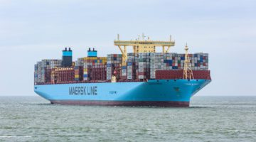 Hoping to Protect Investment-Grade Rating, Maersk Ready to Move Step Closer to Junk `for Right Reason'