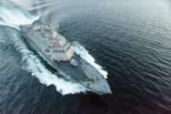 Lockheed's Littoral Combat Ships Running 11 Months Late, U.S. Navy Says
