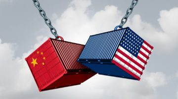 "U.S., China Putting Trade War ""On Hold"""