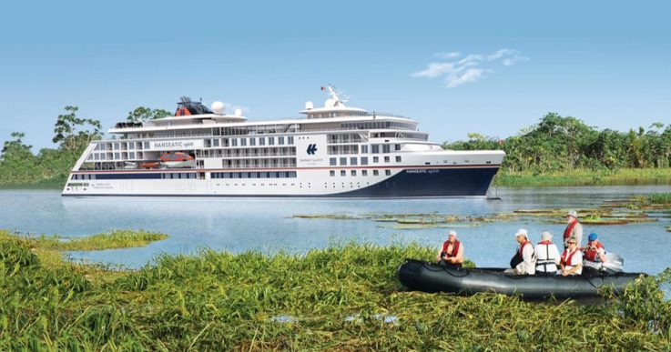 Hapag-Lloyd Cruises HANSEATIC series