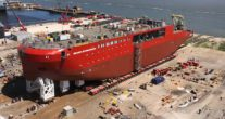 Polar Research Vessel RRS Sir David Attenborough (aka 'Boaty') Launched in the UK